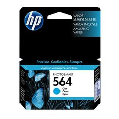 HP Ink 564 Cyan (300 Pages)