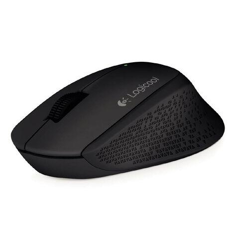 Logitech M280 Wireless Mouse Black
