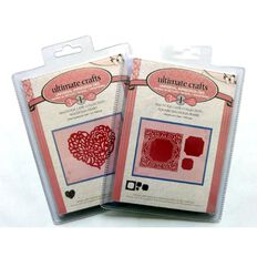 Ultimate Crafts Magnolia Lane Dies Assortment 2 Multi-Coloured
