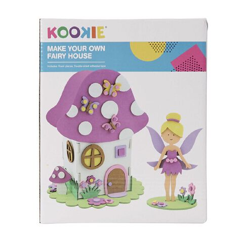 Kookie Make Your Own Foam Fairy Garden