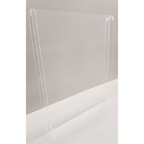 Boyd Visuals Counter Top Barrier Large