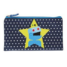 Impact Pencil Case Flat Robot