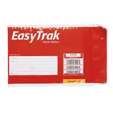 Courier Post Easytrak Non-Signature Bubble A5