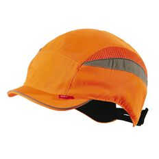 Esko Anti-shock Bump Cap Long Peak EN 812 Hi-Vis Orange