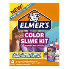 Elmer's Opaque Slime Kit