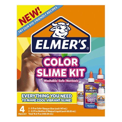 Elmer's Opaque Slime Kit