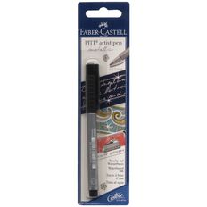 Faber-Castell Pitt Artist Pen Silver