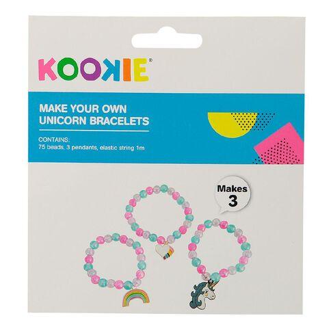 Kookie Make Your Own Unicorn Bracelets