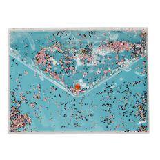 Kookie Enchanted PVC Wallet Glitter