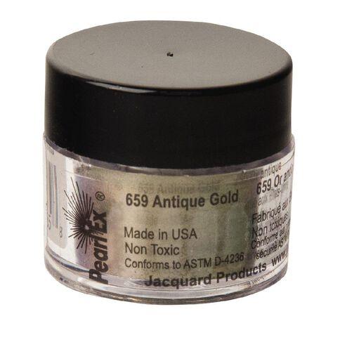 Jacquard Pearl Ex 3g Antique Gold