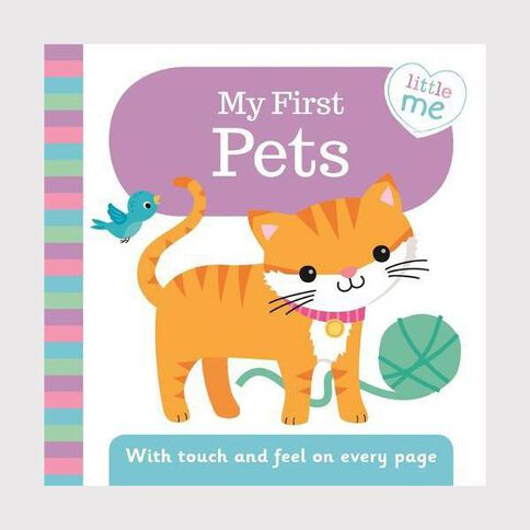 Little Me: My First Pets