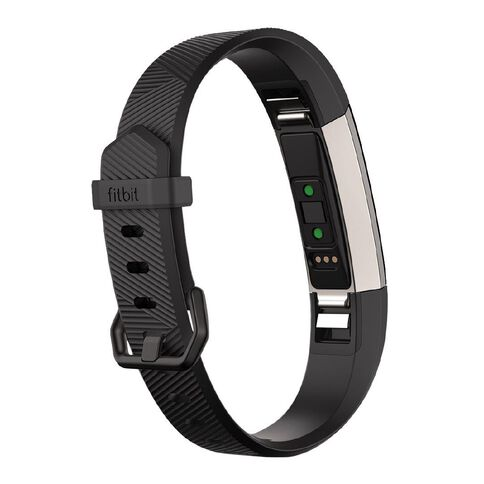 Fitbit Alta HR Large Black