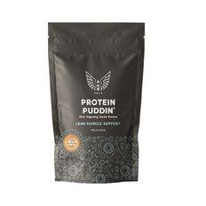 NZ Muscle Protein Puddin Caramel Swirl 500g