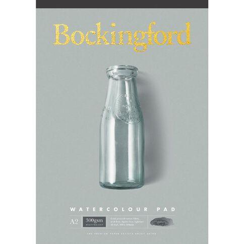 Bockingford Watercolour Pad 300 A2