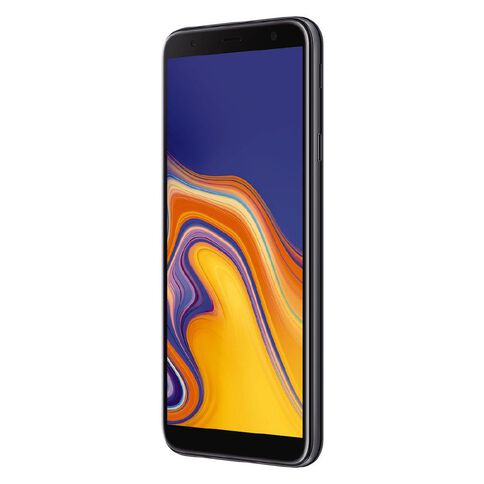 2degrees Samsung Galaxy J4+ SD Card Bundle Black