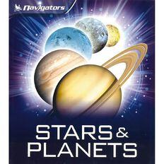 Navigators: Stars & Planets