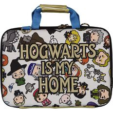 Harry Potter Hard-Shell Case 14.1 inch Chibi