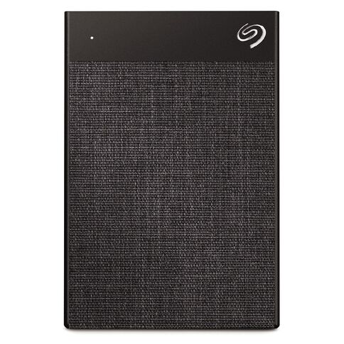 Seagate Backup Plus Ultra Touch 2TB Black