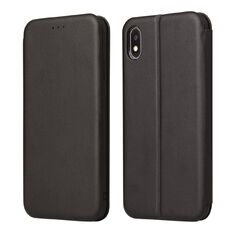 In Touch Samsung A01 Core Milano Wallet Case Black