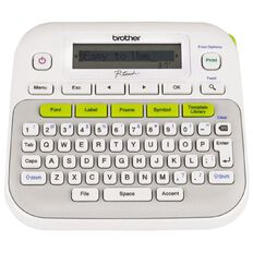 Brother PTD210 Label Maker
