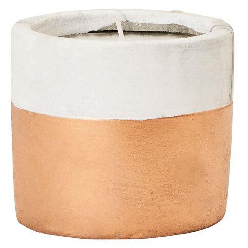 Uniti Rose Crush Wax Filled Candle