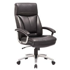 Buro Seating Dakota Executive Chair PU Black
