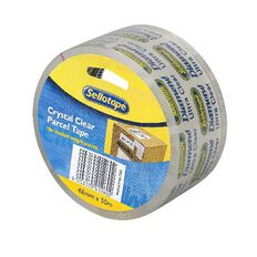 Sellotape Diamond Tape 48mm x 50m Clear