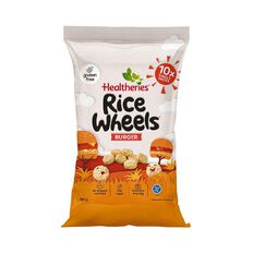 Healtheries Rice Wheels Burger 10 Pack