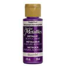 Dazzling Metallics Paint 2oz Purple