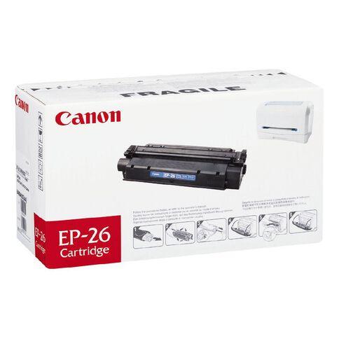 Canon Toner Ep26Cart Black