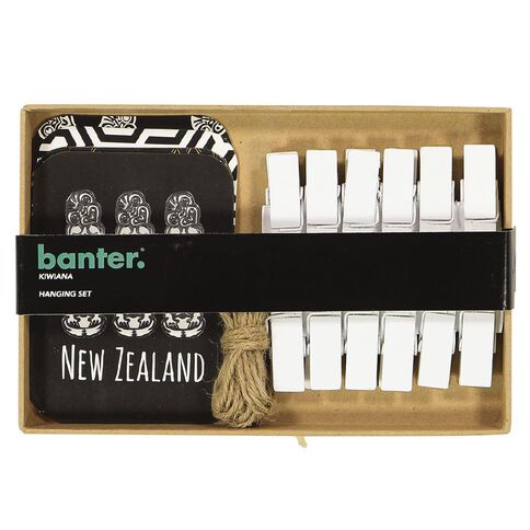 Banter Kiwiana Photo Hanging Set