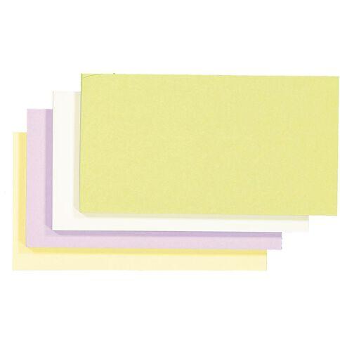 WS Jotta Pad Shopper 78x145mm 4Pk 60 Sheets
