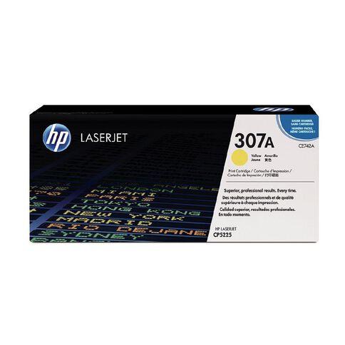 HP 307A Yellow Original LaserJet Toner Cartridge (7300 Pages)