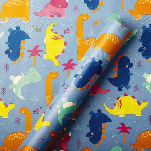 Artwrap Roll Wrap Value Kids 700mm x 3m Assorted