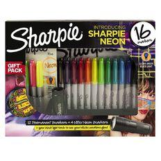 Sharpie Marker Neon Torch Pack