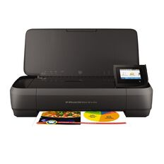 HP Officejet 250 Mobile Printer