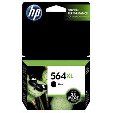 HP Ink Cartridge 564XL Black (550 Pages)