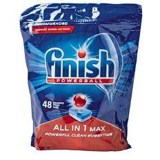 Finish All in 1 Max 48s Regular