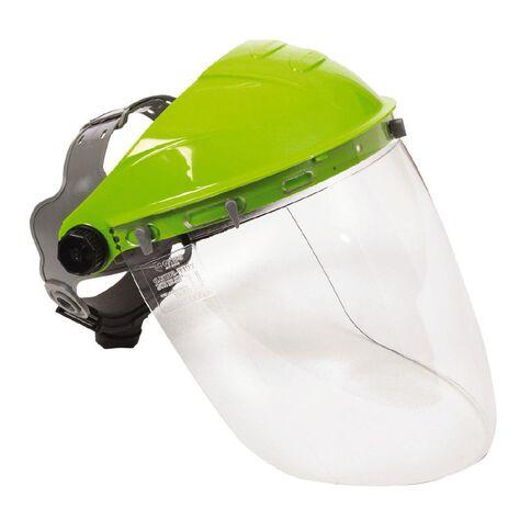 Tuff Sheild Browguard & Visor Combo Extra High Impact Anti-fog Clear