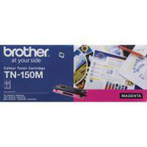 Brother Toner TN150 Magenta (1500 Pages)
