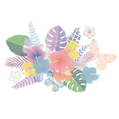 Rosie's Studio Thrive and Shine Vellum Flowers
