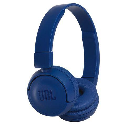 JBL T450 Bluetooth Headphones Blue