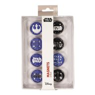 Star Wars 9 Magnets 8 Pack