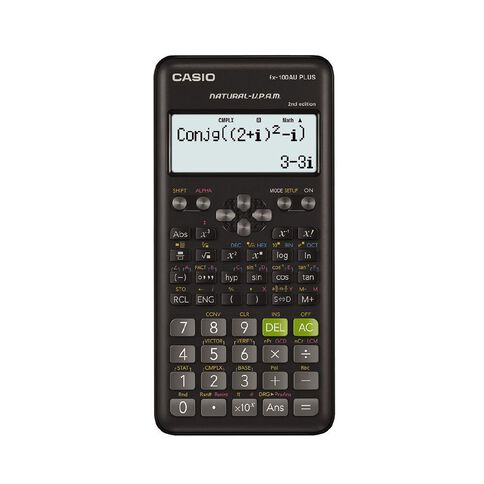 Casio FX100AUPLUSII2 Scientific Calculator