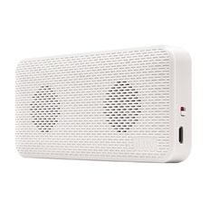 iLuv Ultra Slim Wireless Bluetooth Speaker White