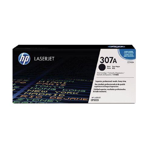 HP 307A Black  Original LaserJet Toner Cartridge (7000 Pages)