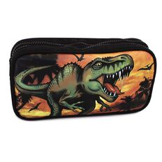 Pencil Case Jurassic T Rex
