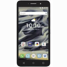 Spark Alcatel POP 4 Locked Grey