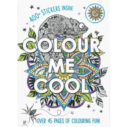 Colour Me Cool