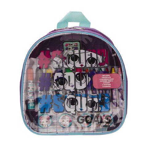 LOL Surprise Art Activity Backpack